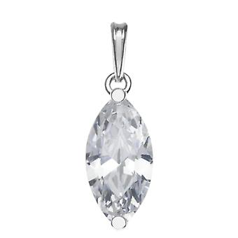 In Collections 0010201695340 - Women's pendant with cubic zirconia, sterling silver 925