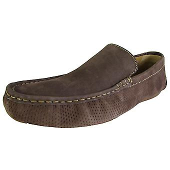 Cole Haan Mens Somerset Venetian II Perf. Zapato de cuero