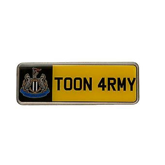 Newcastle United FC Badge NP