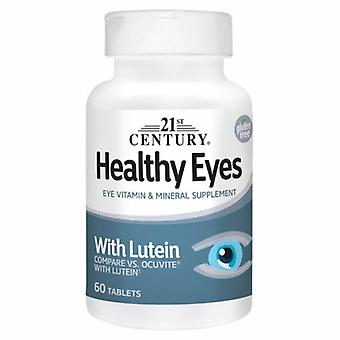 21st Century Healthy Eyes, 60 Tabs
