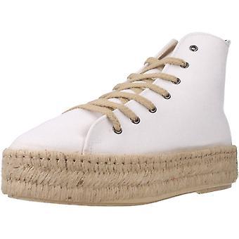 Yellow Sport / Chaussures blanches De démarrage de juin