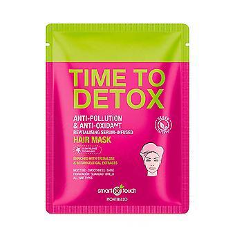 Hårmask Smart Touch Time Till Detox Montibello (30 ml)