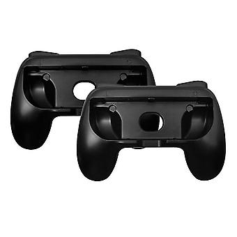 Abs Grip Cover Case Black For Switch Joy-cons