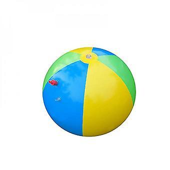 Lohill Kids Inflatable Water Spray Ball Sprinkler Toys Outdoor Garden Beach Game Gift
