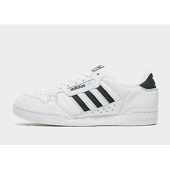 New adidas Originals Men's Continental 80 Stripes Classic Trainers from JD Outlet White