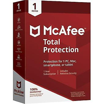 | Antivirus Total Protection 2021 1 dispositivo - 1 año