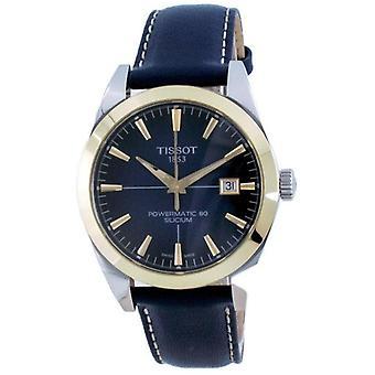 Tissot Gentleman Powermatic 80 Silicium Automatic 18 K Gold T927.407.46.041.01 T9274074604101 Reloj de Hombre