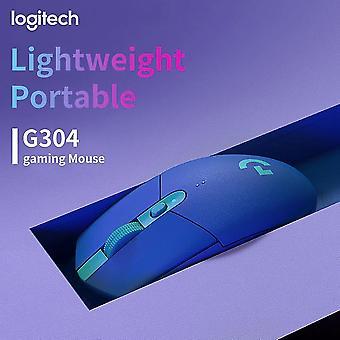 počítačová hra bezdrôtová ergonomická myš (fialová)