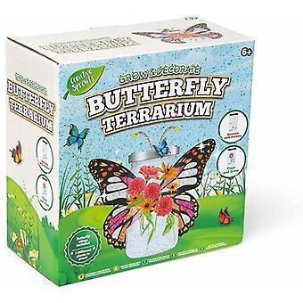 Terrario de mariposas Creative Sprouts