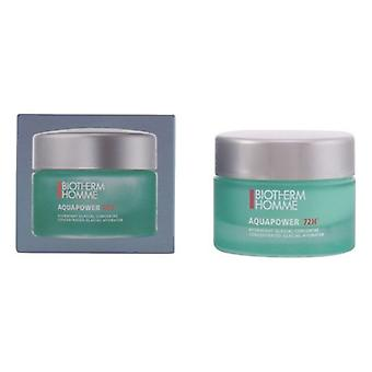 Hydrating Facial Cream Homme Aquapower Biotherm (50 ml)