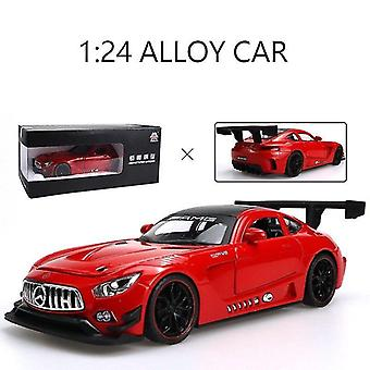 Toy cars 1:24 scale model cars collection decoration diecast toy vehicle wheels simulation alloy car toys