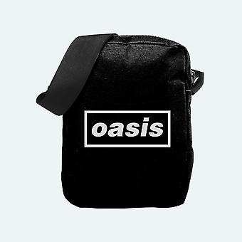 Oasis black (cross body bag)