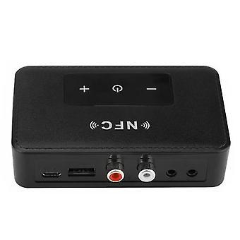 Nfc 2 Rca Bluetooth 5.0 Audio Adapter Empfänger Wireless Sender