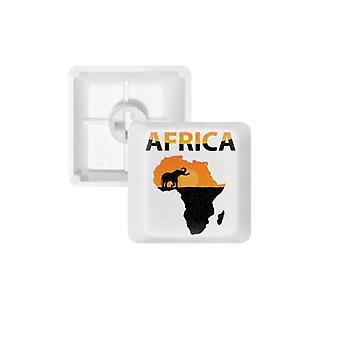 Afrikka Keycap Näppäimistö