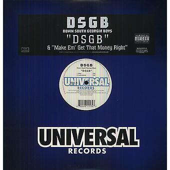Down South Georgia Boys - Dsgb [Vinyl] USA import
