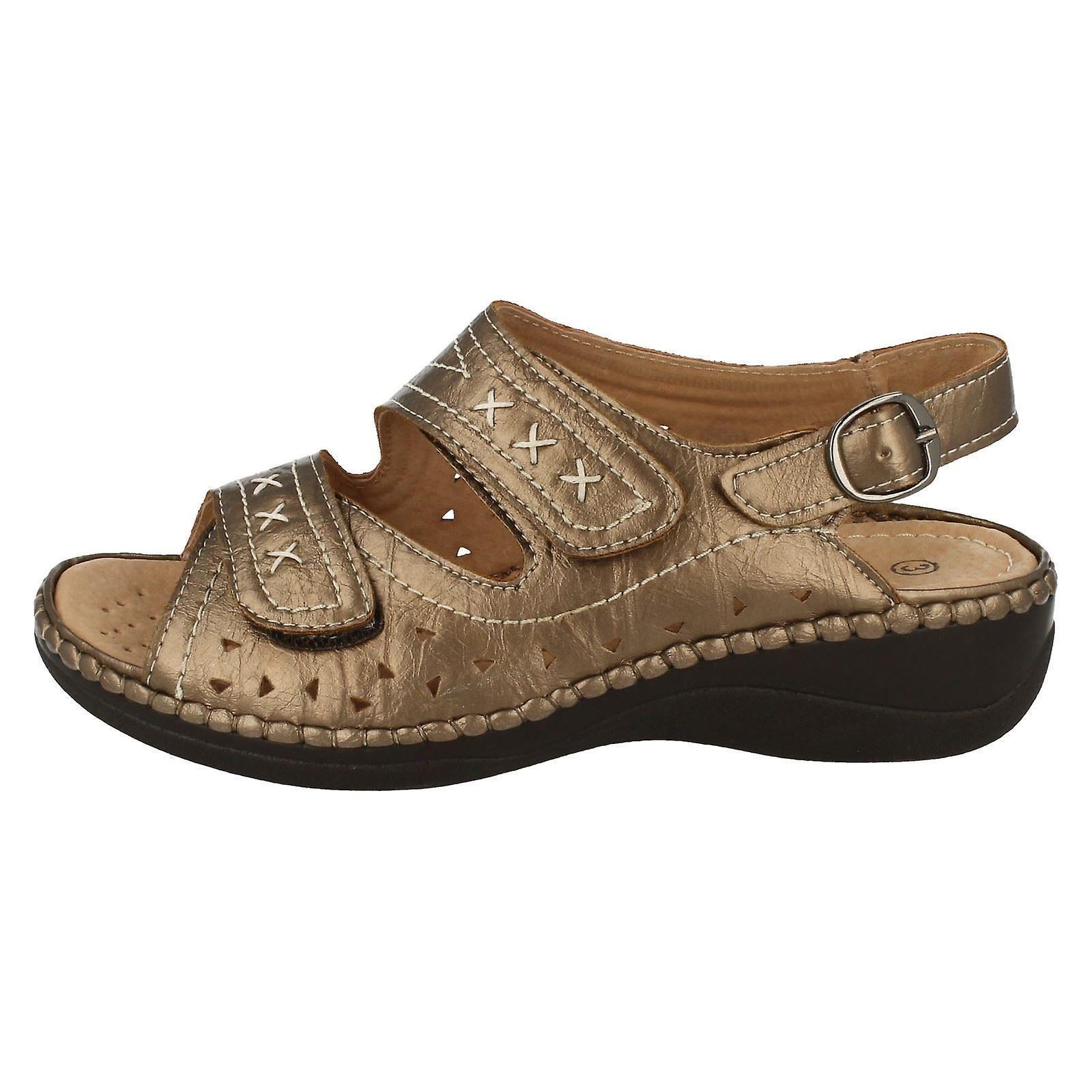 Ladies Sandpiper Sommer Sandaler Solen