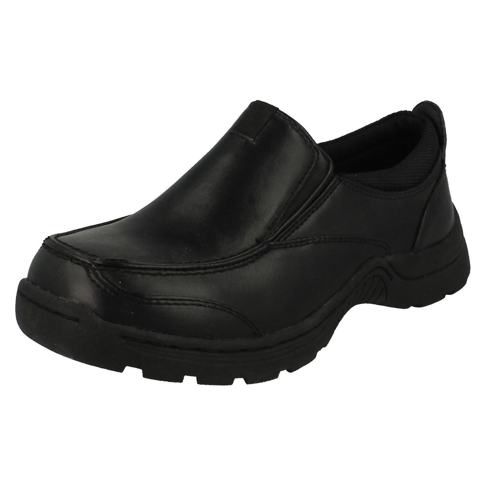 Gutter kule For skolen Slip på skole sko | Fruugo NO