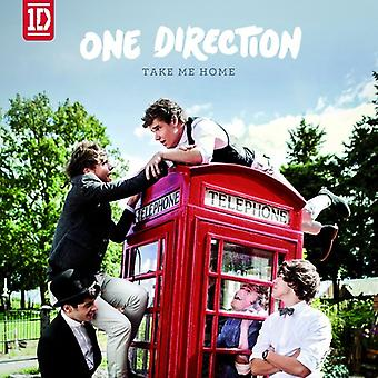 One Direction - Take Me Home [CD] USA importieren