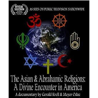 Asian & Abrahamic Religions: Divine [DVD] USA import