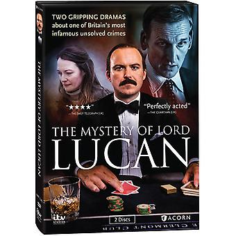 Mystery of Lord Lucan [DVD] USA import