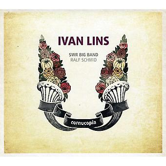 Ivan Lins - Cornucopia [CD] USA import