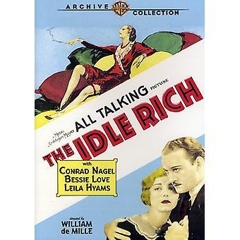 Tomgang rige [DVD] USA importerer