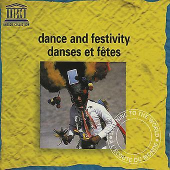 ダンス ・祝祭/Var - ダンス ・祝祭/Var [CD] 米国のインポート