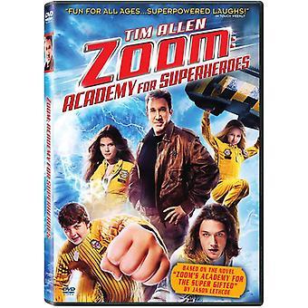Zoom: Académie pour l'importation des USA de super-héros [DVD]