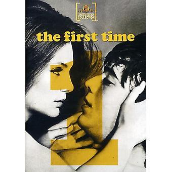 Första gången [DVD] USA import