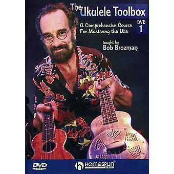 Ukulele Toolbox 1 - The Ukulele Toolbox: Dvd 1 [DVD] USA import