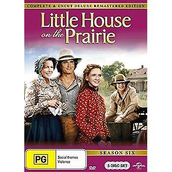 Pieni talo preerialla: Season 6 [DVD] USA tuonti