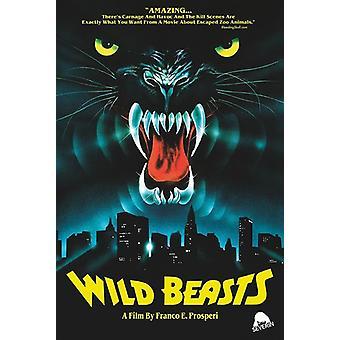 Wild Beasts [DVD] USA import