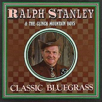 Ralph Stanley - Classic Bluegrass [CD] USA import