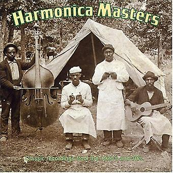 Harmonica Masters - Harmonica Masters-Classic Reco [CD] USA import
