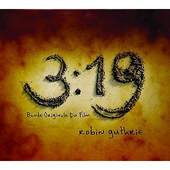 Robin Guthrie - 3:19 Bande Originale Du Film [CD] USA import