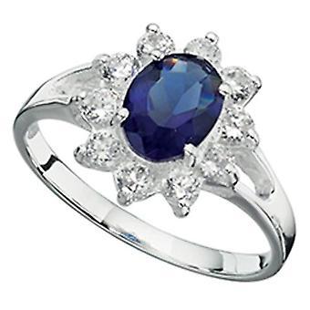 925 zilveren prinses Ring