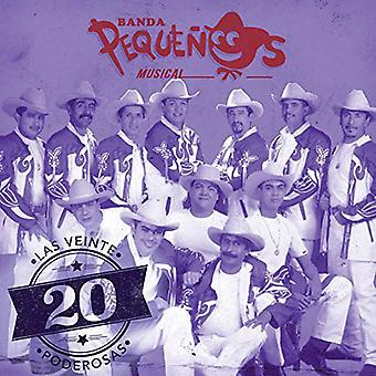 Banda Pequenos Musical - 20 Poderosas [CD] USA import