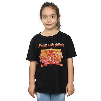 Black Sabbath Girls Sabbath Bloody Sabbath T-Shirt