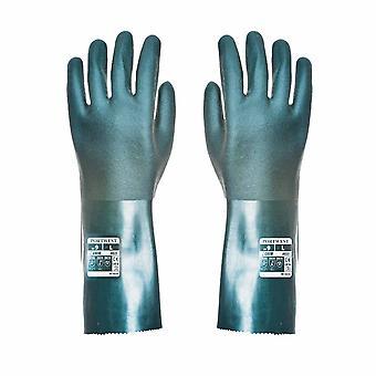 Portwest - Cat 3 Protection chimique Gauntlet gants 35cm (Pack 1 paire)