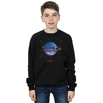 National Lampoon's Christmas Vacation Boys Burned Out Sweatshirt