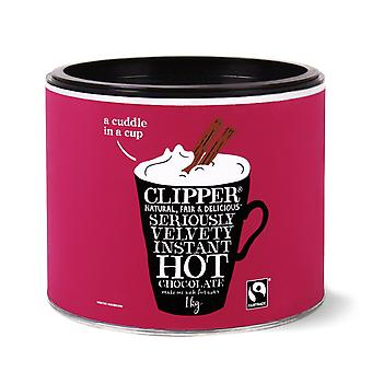 Clipper, Fairtrade Inst Hot Chocolate, 1000g
