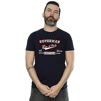 Superman hombre DC Comics hombre de acero t-shirt