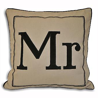 Riva Home Mr Cushion Cover