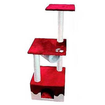 Nayeco Scraper Savanna Afternoon (Red) (Cats , Toys , Scratching Posts)