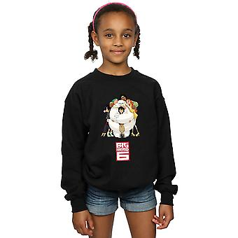 Disney Girls Big Hero 6 Baymax Hug Sweatshirt