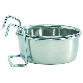 Tyrol Stainless Steel Bowl For Hanging  - 600Ml