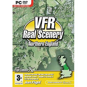 VFR Real Scenery Vol 4 Northern England (PC DVD) - Neu