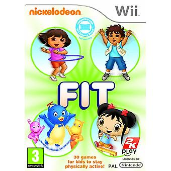 Nickelodeon Fit (Wii) - New