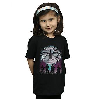 Vincent Trinidad Girls Strange Hawkins T-Shirt