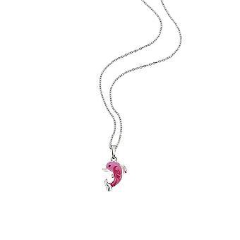 Scout Kinder Halskette Kette Silber Delfin & Seepferd Girls 261080200